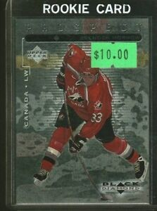 Brenden Morrow Rookie Card Black Diamond Lightning Ottawa Ottawa / Gatineau Area image 1