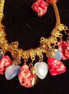 Handcrafted one of a kind bracelets