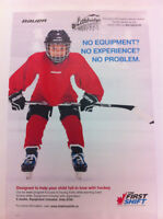 Want To Try Hockey ??