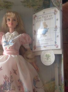 Barbie and the Tale of Peter Rabbit Collection Edition Kawartha Lakes Peterborough Area image 6