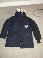 canada goose epedition parka