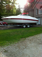 1992 Chris-Craft Concept Cuddy 228 Great Condition
