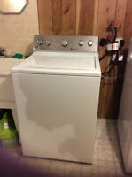 Maytag Centenial Washer and Gas Dryer