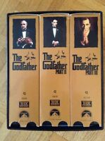 "VHS ""The Godfather"""
