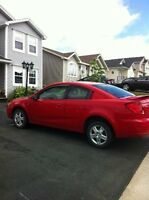 Perfect Car 2007 Saturn ION Coupe (2 door)