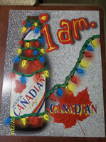 Christmas in July 1996 Molson Canadian Beer Sign