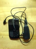 Blackberry Curve and Otter box