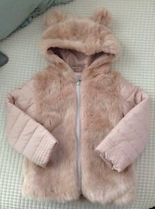Girls quilted jacket! 3-4yrs