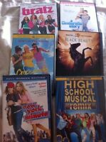 6 DVD's for $10