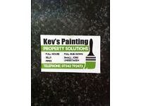 Kev's painting property solutions