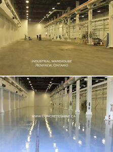 Concrete Shot Blasting, Traffic Deck Topping, Epoxy Coating Cornwall Ontario image 3