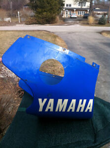YAMAHA RZ350 86-90 LOWER BELLY PAN Windsor Region Ontario image 1