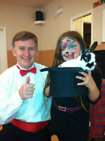 Kids Birthday Parties! Magician Entertainment! Corporates too!