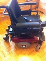 Wheelchair (Electric)