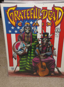 THE GRATEFUL DEAD (COMICS,PUZZLE,CALENDAR JOURNAL) Kitchener / Waterloo Kitchener Area image 5