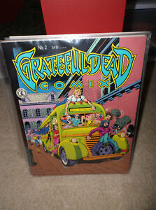 THE GRATEFUL DEAD (COMICS,PUZZLE,CALENDAR JOURNAL) Kitchener / Waterloo Kitchener Area image 2