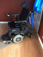 used power wheelchair