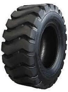 26.5-25 , E3/L3 Loader Tire, Bias Equipment Tire, Crane Tire Peterborough Peterborough Area image 2