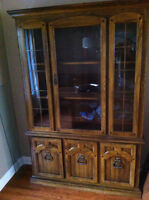China Cabinet in South St. Vital