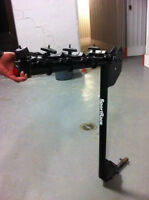 4 bikes rack / support a 4 velos
