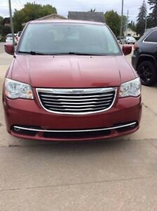 2011 Town and Country minivan REDUCED