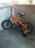 "The Supercycle Kidz 1.4DS Kids' 14"" Bike"