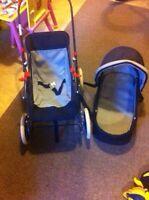 Doll Stroller by Amore