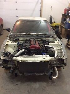 1989 Nissan 240 project part out/ sale