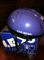 Casque de vélo – Louis Garneau – Bicycle helmet