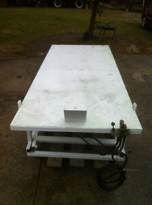ATV SNOWMOBILE TRACTOR MOTORCYCLE LIFT TABLE