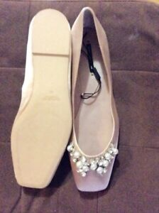 Ballerina shoes size 9