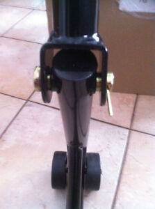 MOTORCYCLE RACING STAND NEW TRIPE TREE STAND WITH 5 PINS Windsor Region Ontario image 5