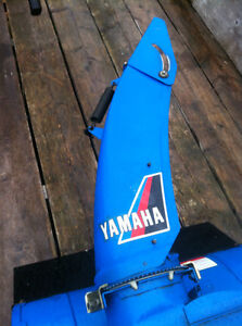 YAMAHA YS624 FRONT SCOOP WITH THE AUGER Windsor Region Ontario image 10