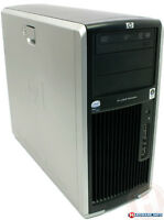 HP xw8600 Workstation Xeon 3.2Ghz 8 Coeur ******