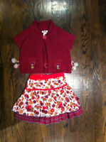 Girl Clothing for Sale - Size 4.