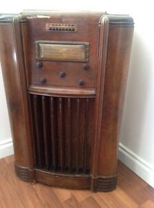Antique radio