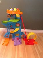 Fisher Price Little people ramp way