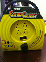 CORD CADDY – 25 Ft