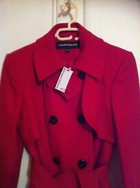 ladies coat brand new with tags