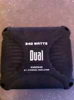Amplificateur Dual 350 watts