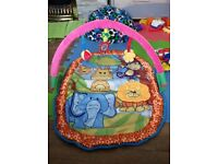 BABY PLAYMAT gym perfect condition Bath / Somerset £8