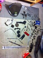 YAMAHA PARTS FOR SALE!
