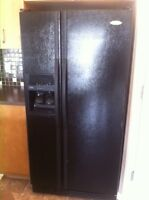Side by Side Fridge & Freezer (AIRDRIE)