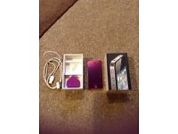 IPhone 4 - Mirror Purple - EE