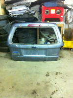 2008 to 2012 Ford Escape Rear Hatch