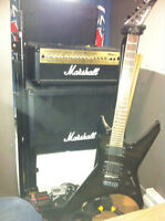 Guitare Jackson MG Series + Accesssoires