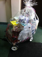 Enter for Chance to Win Wagon & Get a Free Baby Gift Bag