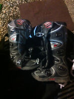 FOX COMP 5 MOTOCROSS Boots Size 8
