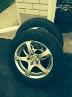 RIMS & TIRES !!** NEW PRICE !!** IN MINT CONDITION !!!