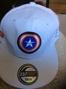 New Captain America Hat